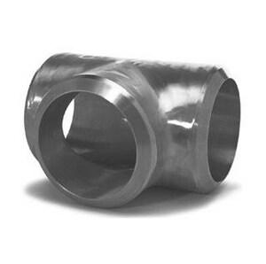 2 in. Carbon Steel Weld Schedule 160 Cushion Tee M05062009