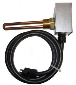 Magikist 120V Immersion Wired Heater MELCMSHE1500W at Pollardwater
