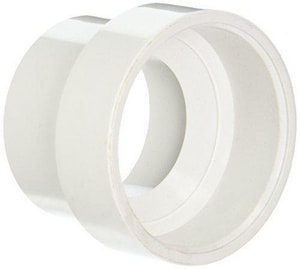 Genova Products 700 Series 2 in. Hub Straight and DWV Schedule 40 PVC Coupling G70120