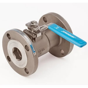 Series 7300 4 in. Carbon Steel Flanged 300# Ball Valve J7300312236XTZ1P