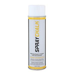 Aervoe Industries 20 oz. Aerosol Spray Chalk in White AER215