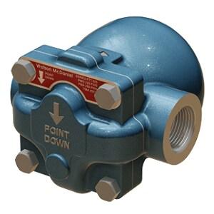 Watson McDaniel FTT Series 3/4 in. 450F 145 psig Steam Trap WFTT14513F