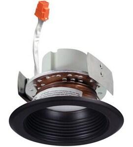 Nora Lighting Cobalt Series 3000K LED Retrofit Baffle Trim in Bronze NNLCBC452D30BZ