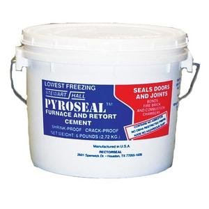 Rectorseal PyroSeal™ 6 lb. Furnace and Retort Cement REC68616