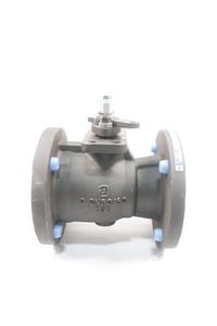 Series 7150 4 in. Carbon Steel Flanged 150# Ball Valve J7150312236TTT1NQP