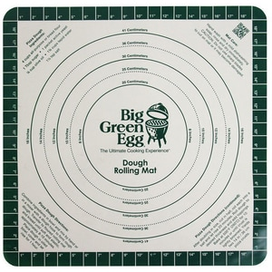 Big Green Egg 20 in. Silicone Pizza Dough Mat with Recipe BIG114167
