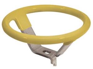 Jamesbury Stainless Steel Oval Handle J012079630
