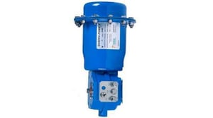 Quadra-Powr®X Pneumatic Carbon Steel, Ductile Iron and Stainless Steel Actuator JQPX5CK40