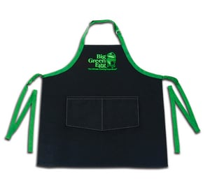 Big Green Egg Cotton and Plastic Grilling and Kitchen Apron BIG117113