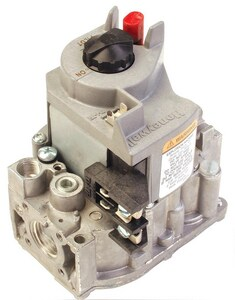 Honeywell 1/2 in inlet/ 3/4 in outlet 24V Gas Valve HVR8300A3518