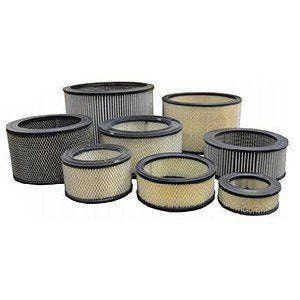 Solberg Manufacturing 32 Series 9 in. 2 mic Pleat Paper Filter Element SOL3210 at Pollardwater