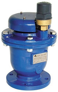 D-060-C HF 3 in. NPT Plastic and Ductile Iron 285 psi Air Release Valve AD060CHFNSM
