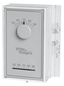 White Rodgers 1H/1C Universal Thermostat Single Stage W1E56N444