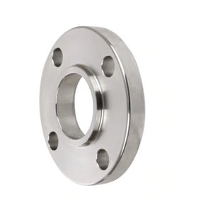 8 in. Slip-On 300# 316L Stainless Steel Raised Face Flange IS3006LRFSOFX