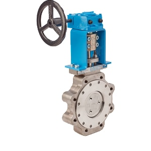 Series 815 3 in. Carbon Steel Xtreme Lever Handle Butterfly Valve J815W1122HBXZM