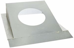 Stylecrest Sales RG1 12 in. Sloped Roof Flashing S903895