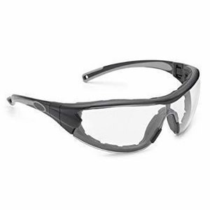 Gateway Safety Gateway Antifog Safety Goggles with Black Frame and Clear Lens G21GB79