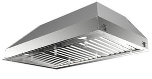 Faber USA Inca Pro Plus Series 48 in. Stainless Steel Hood Liner FINPL4822SSNBB