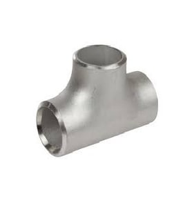 1-1/2 in. Schedule 10 316L Stainless Steel Tee IS16LSTJ