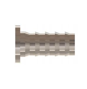 Tylok 3/8 x 0.062 in. OD Tube x Hose Barb Stainless Steel Insert TSS6TI4