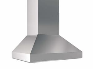 Zephyr Pro Series 47-15/16 in. 750 cfm Wall Mount Hood with LED Light in Stainless Steel ZAK7648AS