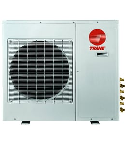 Trane 4txm22 20 Mbh R 410a 22 Seer Wall Mount Outdoor 1 5 Ton Mini