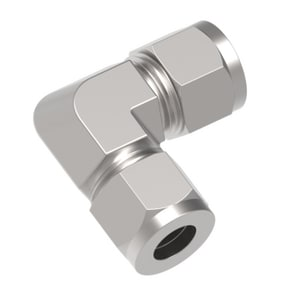 Hy-Lok USA 1 in. OD Tube 316 Stainless Steel 90 Degree Elbow HCLA16S316