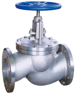 FNW® 461A 1-1/2 in. 316L Stainless Steel Flanged Rising Valve Stem Globe Valve FNW461J