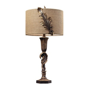 Sterling Lighting Valley 150W 1-Light Table Lamp F9310004