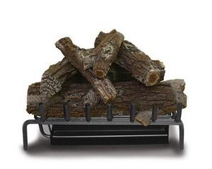 CUI Heating Products 36000 BTU Manual Liquid Propane Vent Free Burner Fireplace Unit CEWPO2430PM