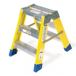 Bauer Corporation 300 lbs. Two Sided Step Ladder B35202