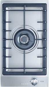 Miele Appliances ProLine 11-17/50 in. 2-burner 2-element Sealed Cooktop in Stainless Steel MCS10121GSS