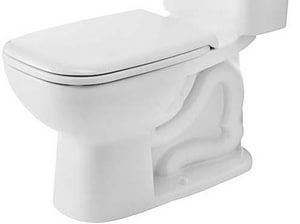 Remarkable Duravit D Code Elongated Toilet Bowl In White 0117010062 Beatyapartments Chair Design Images Beatyapartmentscom