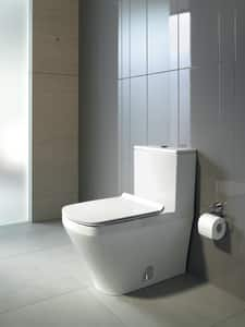 Duravit Durastyle 1.32 gpf Elongated One Piece Toilet in White D2157010005