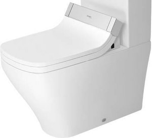 Duravit DuraStyle 1.6 gpf Elongated Toilet in White D21565900921