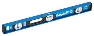 Empire Level 24 in. Aluminum True Blue Magnetic I-Beam Level EEM5524