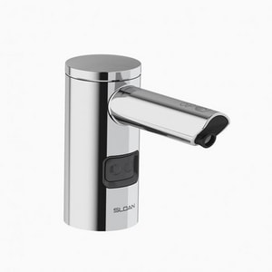 Sloan Valve Soap Dispenser with Deck Pump in Polished Chrome S3346089