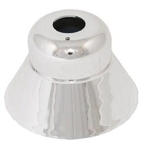 FPPI® 1/2 in. IPS 2-Piece 2-3 Adjustable Plastic Escutcheon Sprinkler in Polished Chrome F0185000
