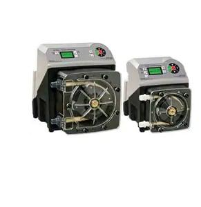 Blue-White Industries FlexFlow™ 7/16 in. 124 gpd 50 psi OD 4-20 Tygothane Polypropylene Peristaltic Metering Pump BA1N30V3TP