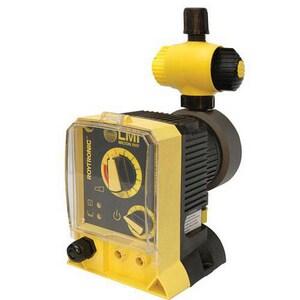 LMI LMI Roytronic™ Series A 2 gph 50 psi 110/120V PTFE, PVDF and Polyprel Metering Pump LA761930SI