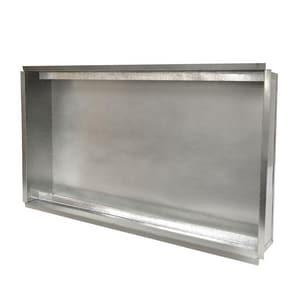 12 x 12 in. Ceiling & Sidewall Register Galvanized Steel SHMRABR61212R
