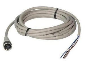 LMI LMI 20 ft. Extension Cable Assembly with 4-Pin Connector for Chemical Metering Pump L26034 at Pollardwater