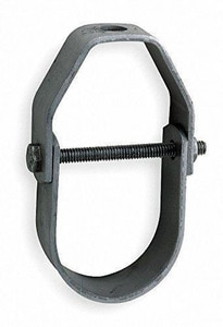 PHD Manufacturing 1/2 in. Electro-Galvanized Plated Adjustable Standard Clevis Hanger P451EG