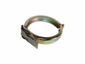 Travis Pattern and Foundry 3 in. Clamp Lock Ring TUVEOCLAMP3