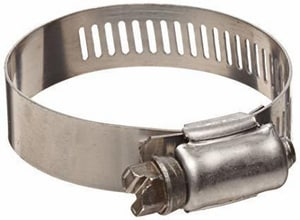 LMI LMI Hose Clamp for LE-20PBA Chemical Pump L25652 at Pollardwater