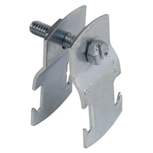 PHD Manufacturing 1-1/4 in. Electro Galvanized Intermittent Pilot Pipe Clamp P2005EGH