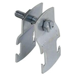 PHD Manufacturing 3-1/2 in. Electro Galvanized Intermittent Pilot Pipe Clamp P2010EGN