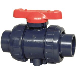 Type-21/21A 4 in. PVC Full Port Socket and NPT 230# Ball Valve A1602040