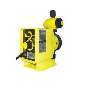 LMI LMI P Series 0.21 gph 150 psi 120V Chemical Metering Pump LP121155HV at Pollardwater