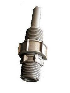 LMI LMI PVC Injection Valve Fitting for LE-281TT Metering Pump L48617 at Pollardwater